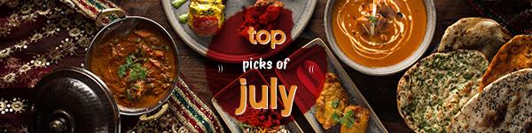July BESTsellers! 1